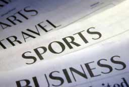 Sports News Headlines Photo
